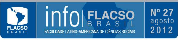 Info FLACSO Brasil - 27