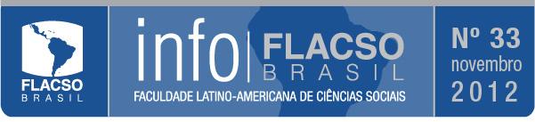 Info FLACSO Brasil - 33