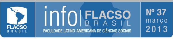 Info FLACSO Brasil - 37