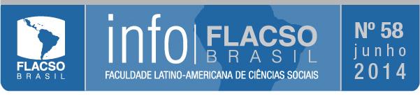 Info FLACSO Brasil - 58